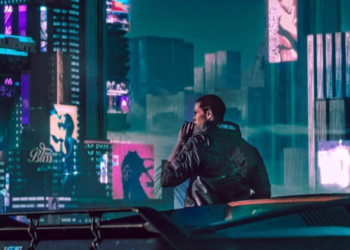 Cyberpunk 2077 wallpaper iphone