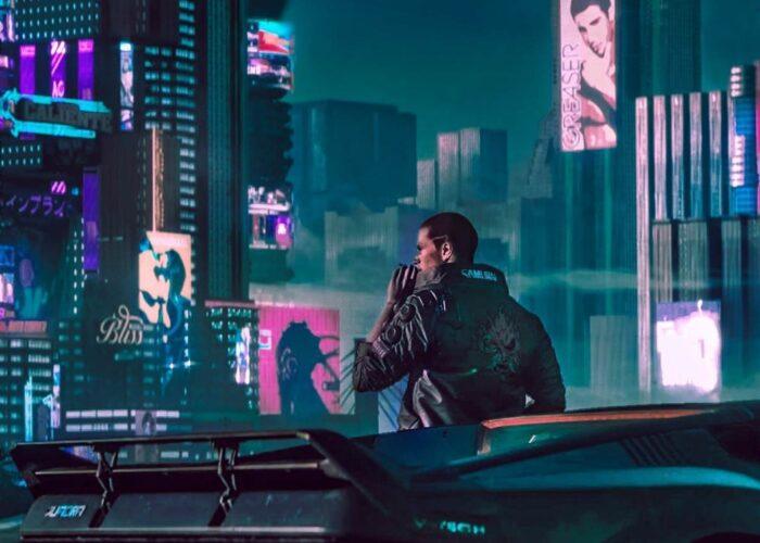 Cyberpunk wallpaper hd