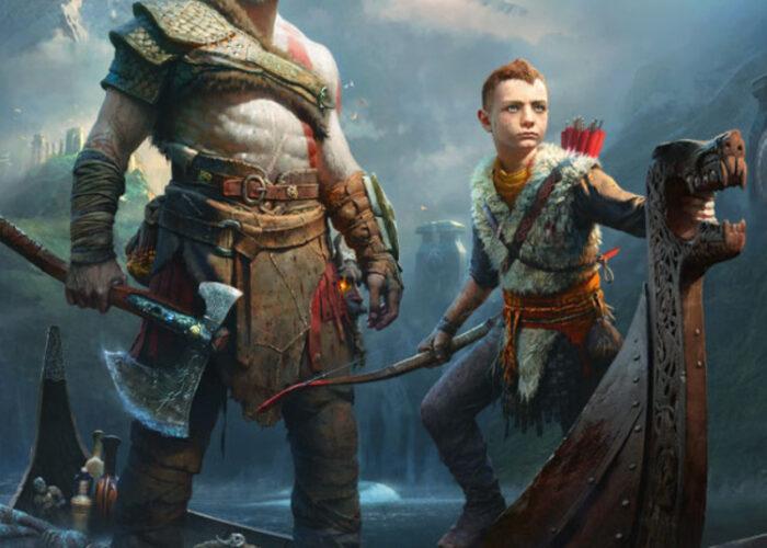 God of war 4k wallpaper