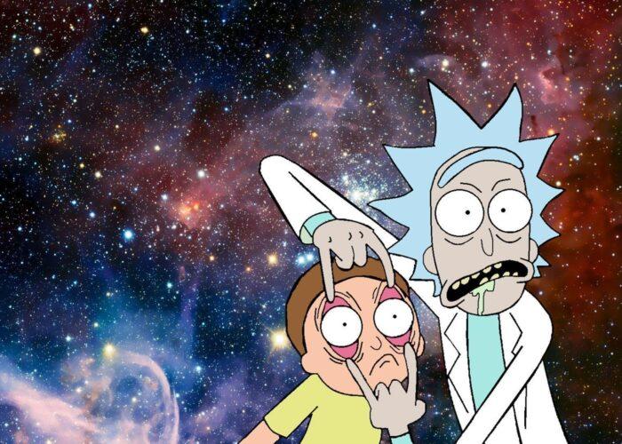Rick and morty wallpaper 4k para pc