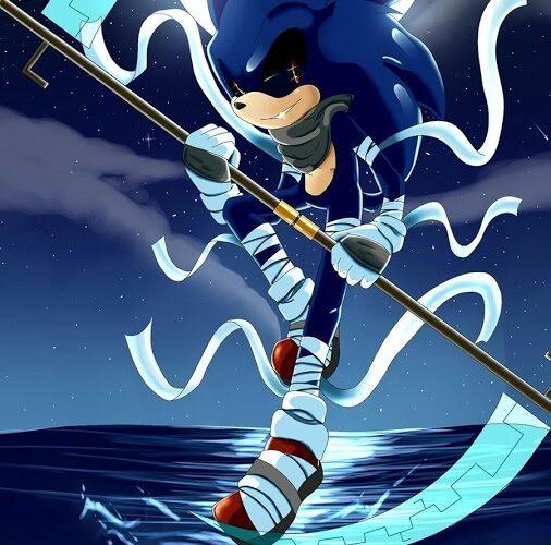 Sonic exe wallpaper