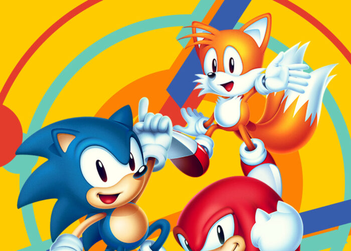 Sonic mania wallpaper
