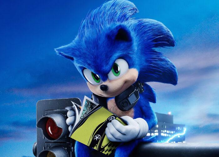 Sonic movie wallpaper