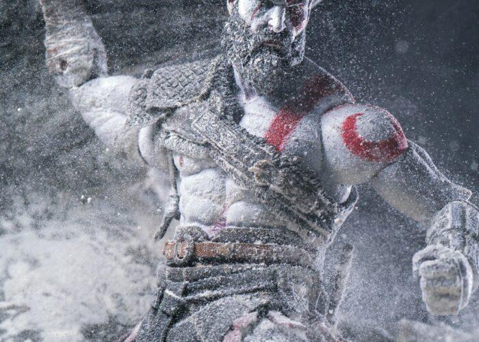 Wallpaper god of war
