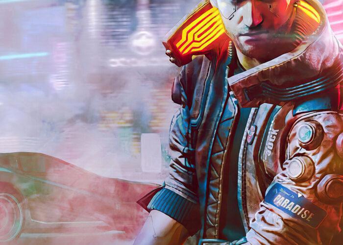 Wallpapers cyberpunk