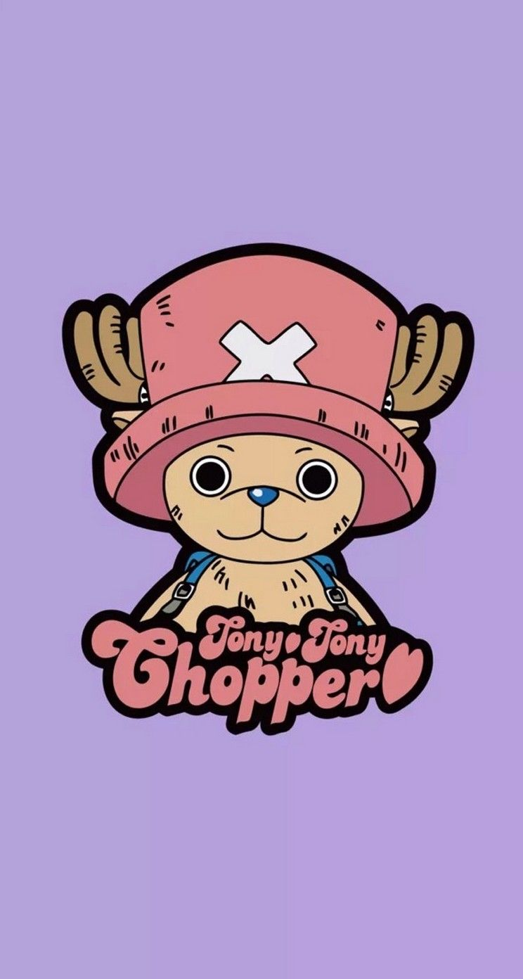 Chopper one piece wallpaper