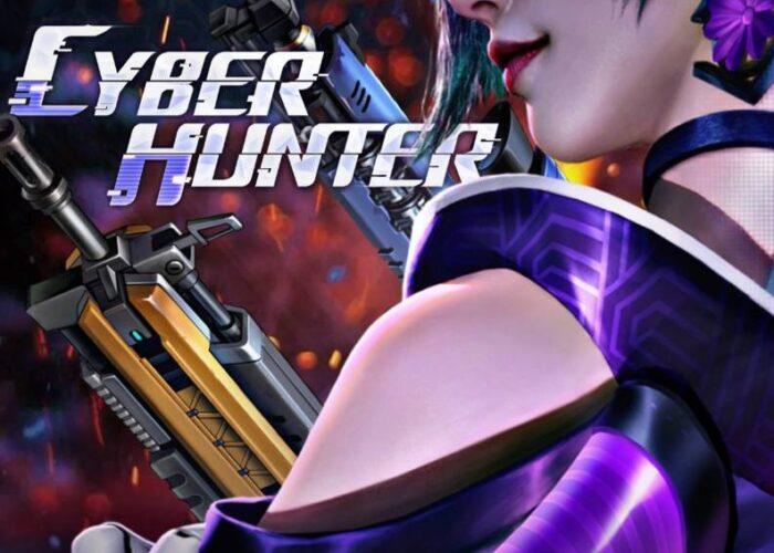 Cyber hunter wallpaper