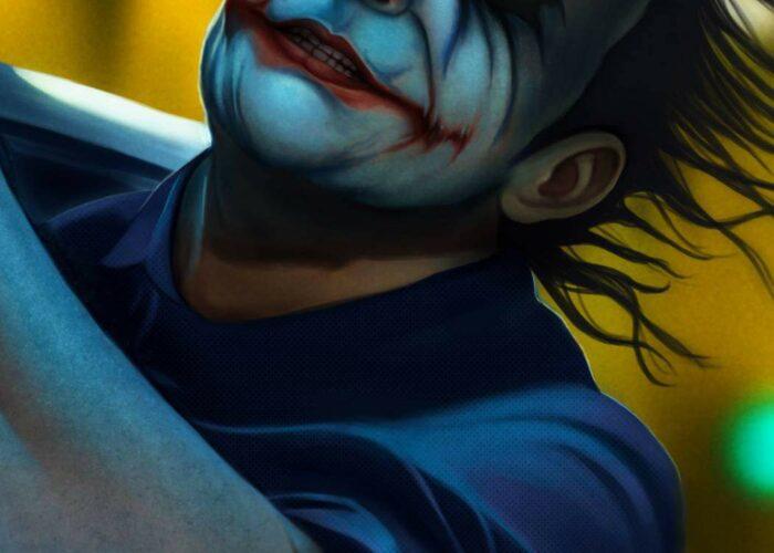 Joker wallpaper 4k for mobile