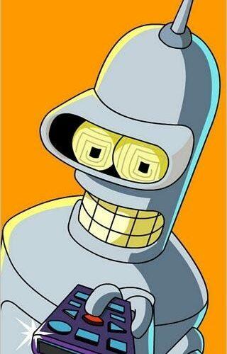 Bender futurama wallpaper