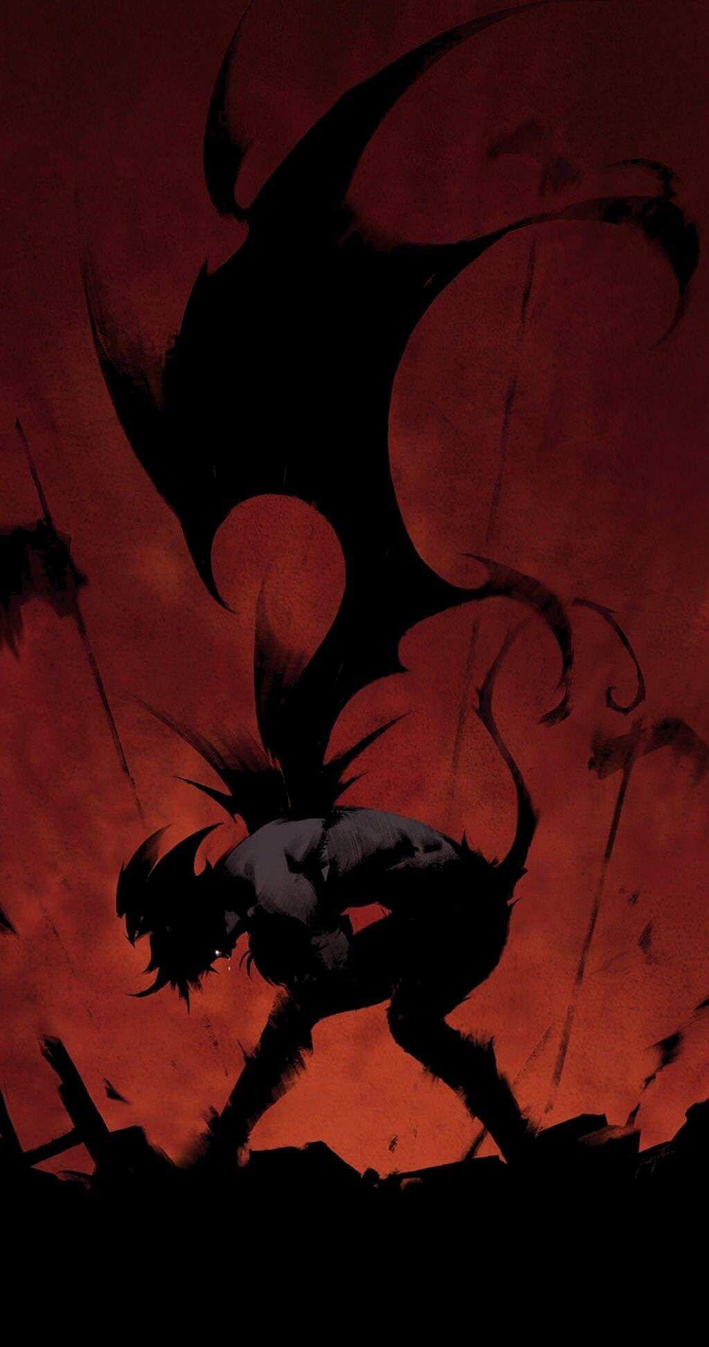 Devilman crybaby wallpaper