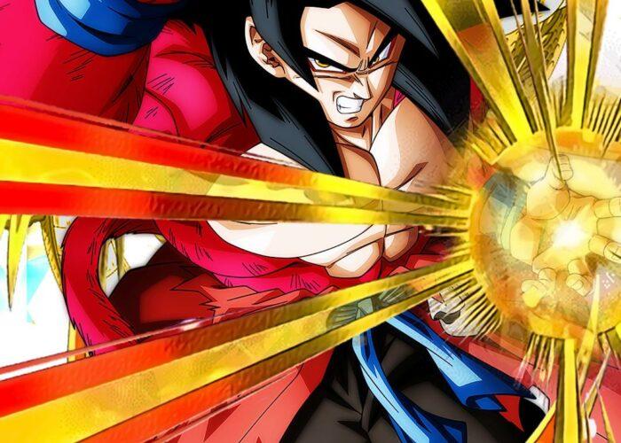 Goku ssj4 wallpaper