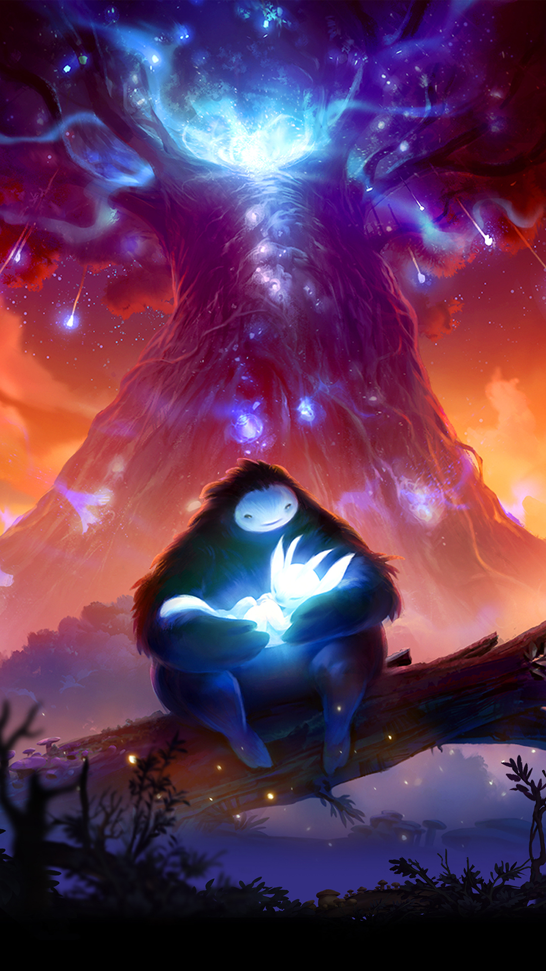 Ori and the blind forest phone wallpaper