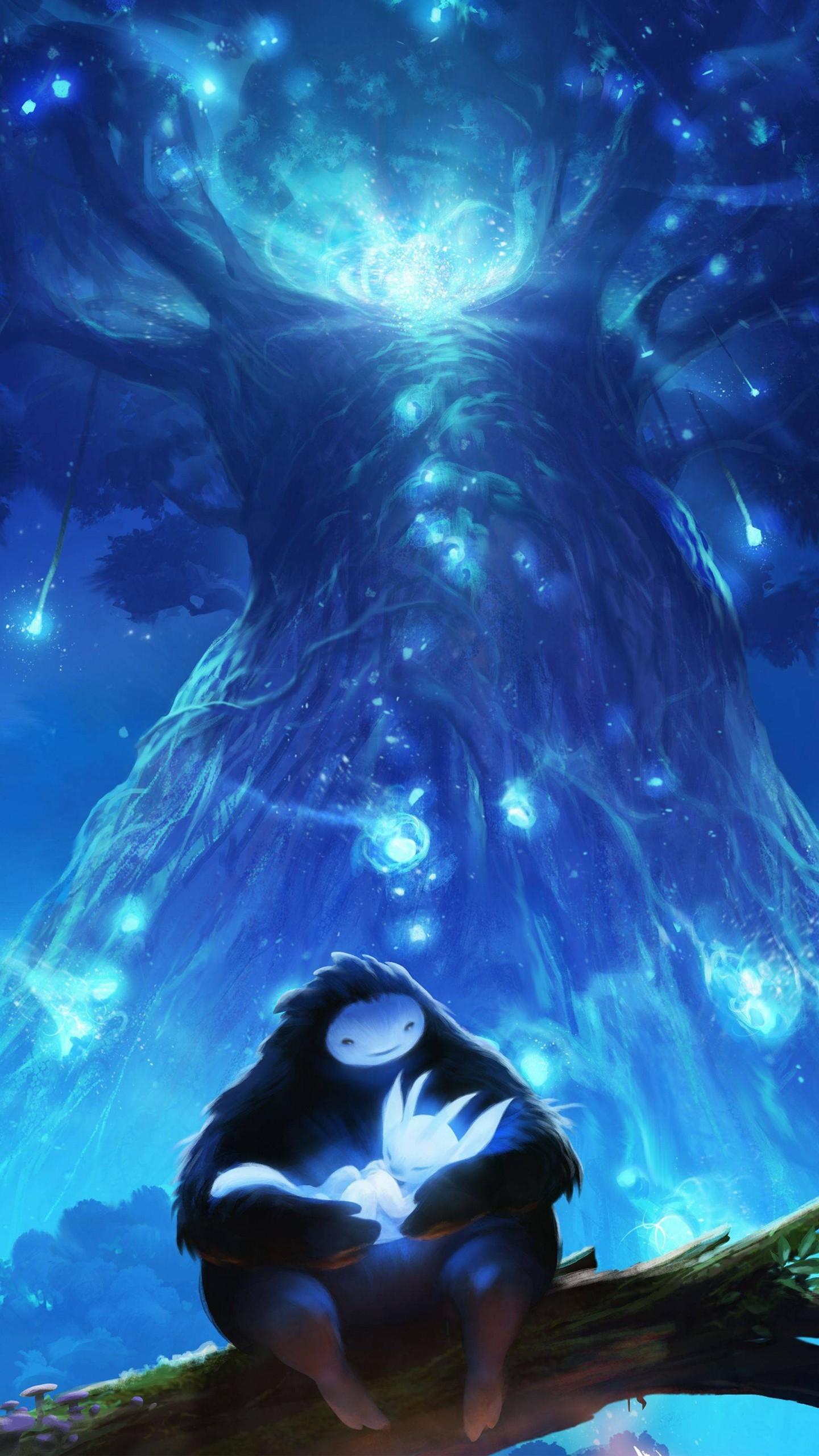 Ori and the blind forest wallpaper