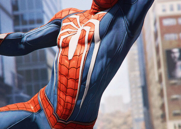 Spider man ps4 wallpaper download