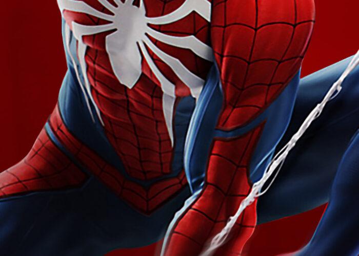 Wallpaper spider man ps4 4k