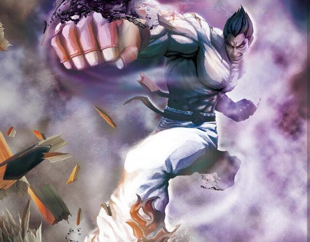 Tekken 4 wallpaper