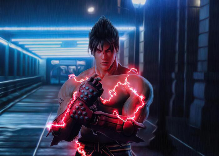 Tekken 5 hd wallpaper