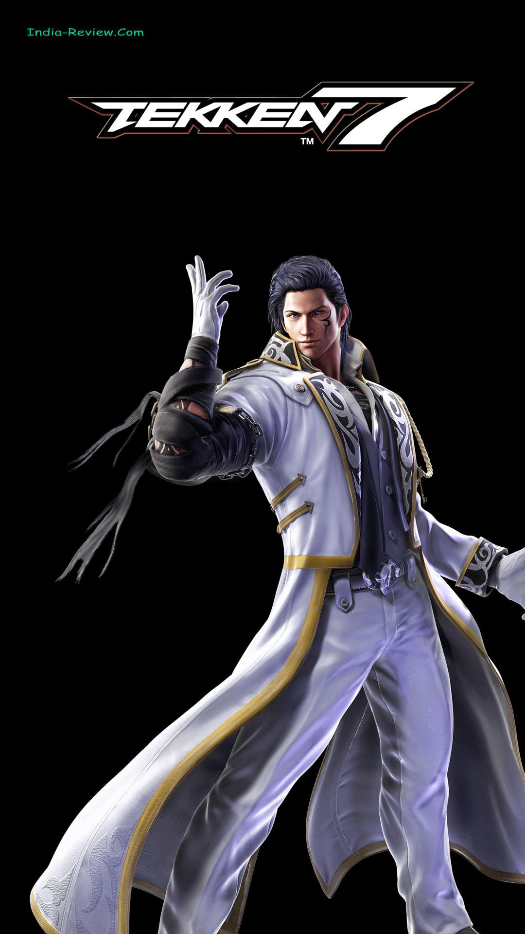 Tekken 7 wallpaper 1080p