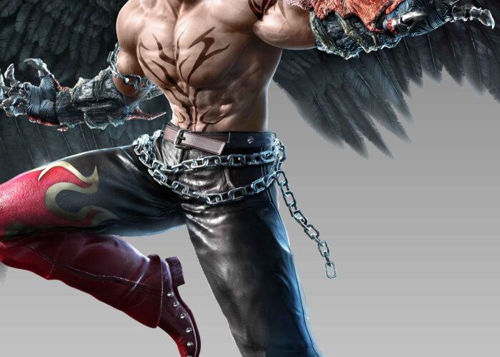 Tekken 7 wallpaper 4k