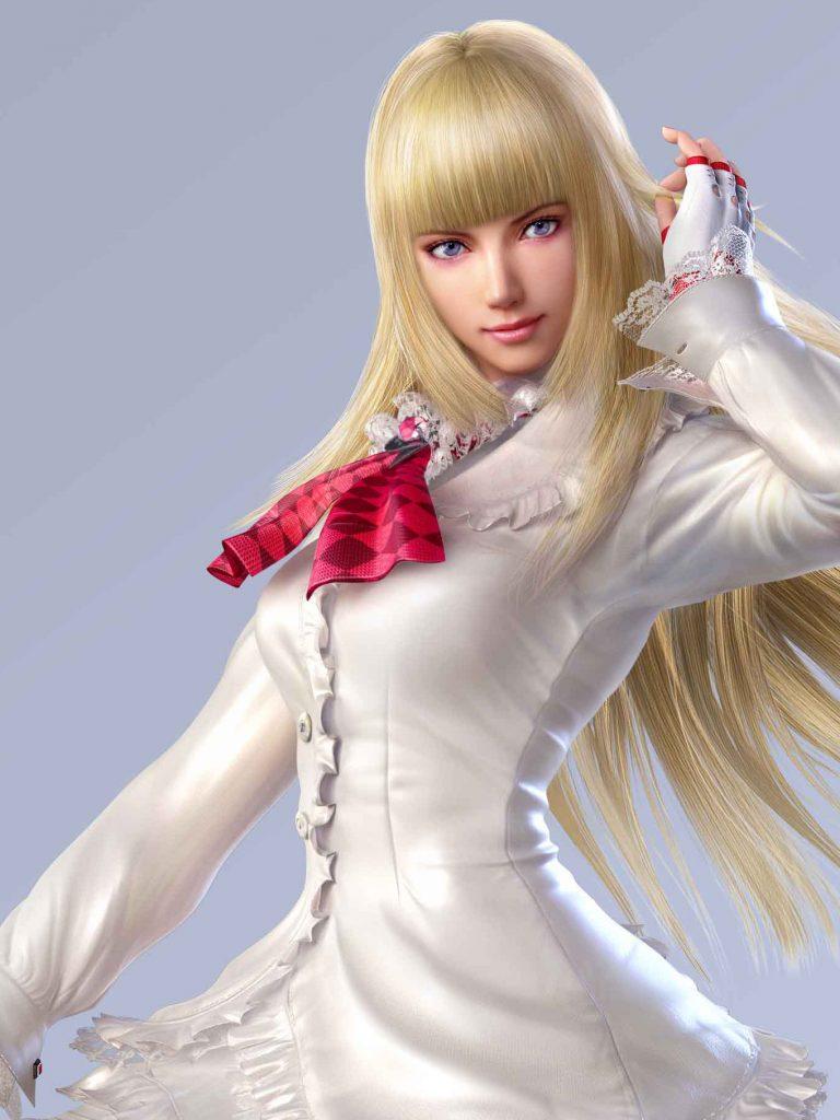 Tekken lili wallpaper hd