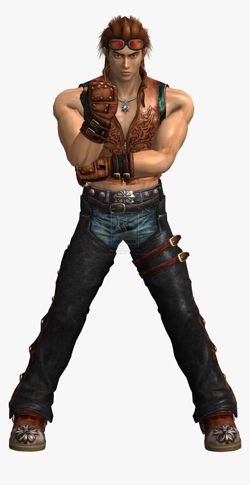 Tekken wallpaper hwoarang